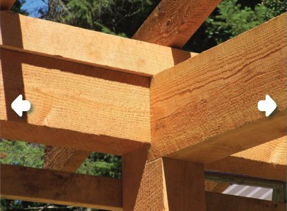 Ross McPhee post & beam construction